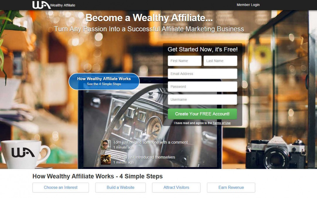 What is the Wealthy Affiliate Scam?