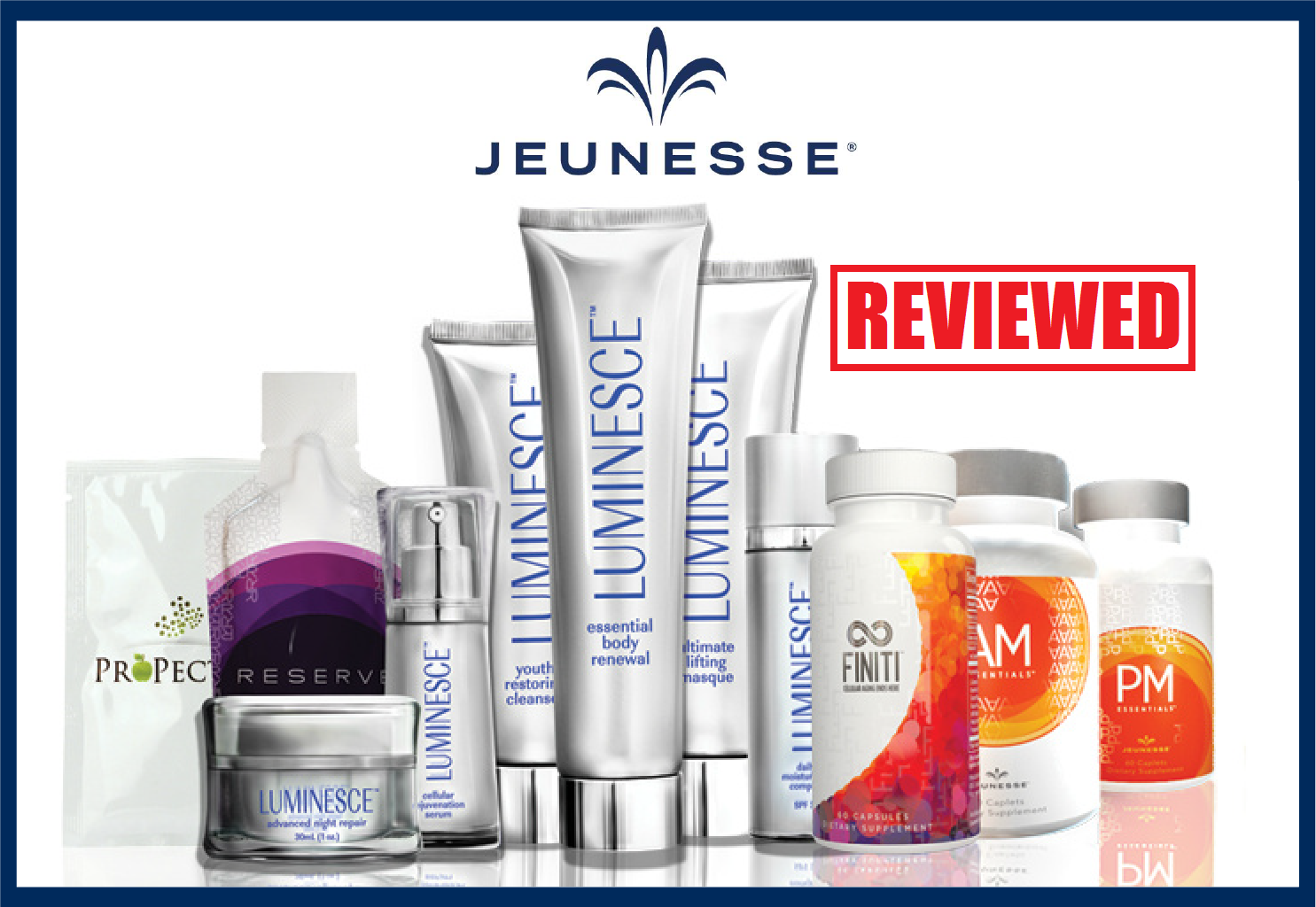 What is the Jeunesse Scam