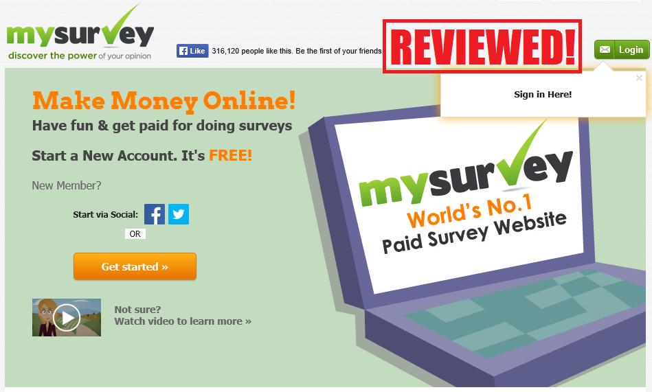 what is the mysurvey