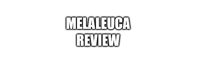 What is the Melaleuca Scam