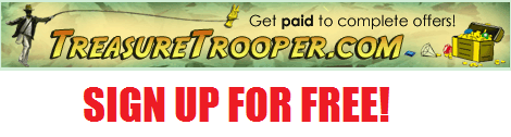 WHAT IS THE TREASURE TROOPER