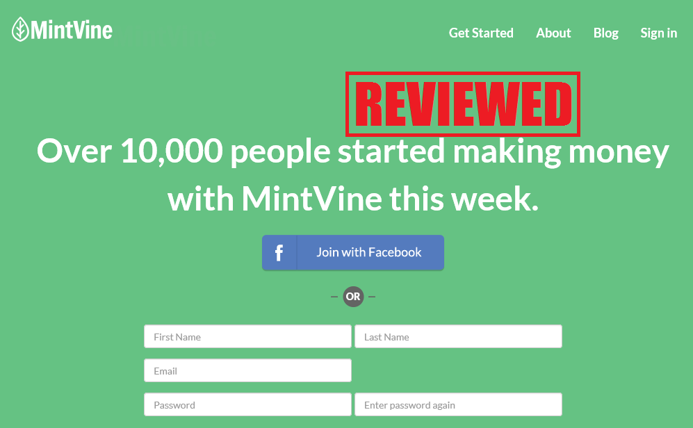 What is the MintVine