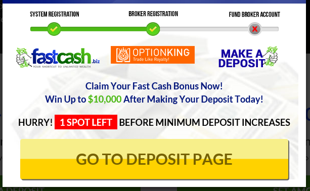 what is the fast cash biz