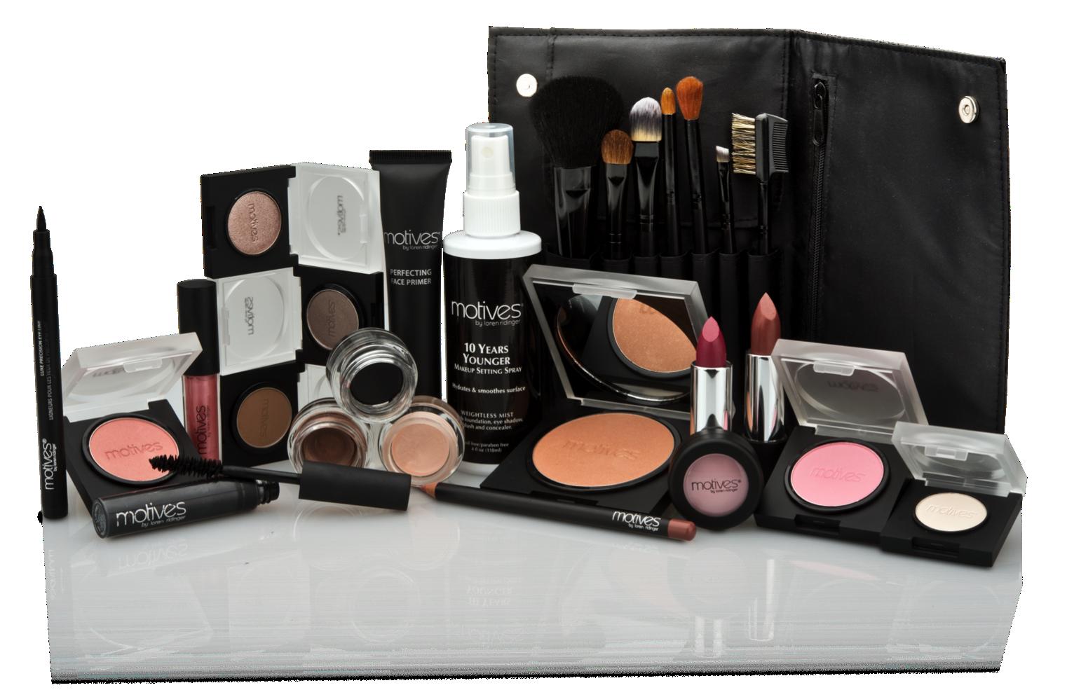 how to become a representative for a makeup company