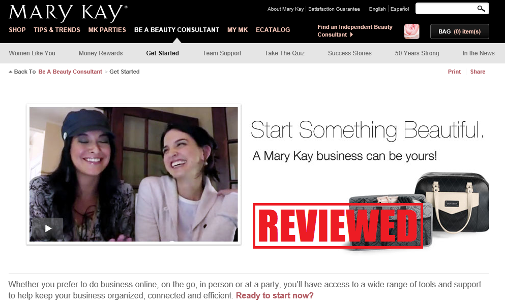 What is the Mary Kay Scam