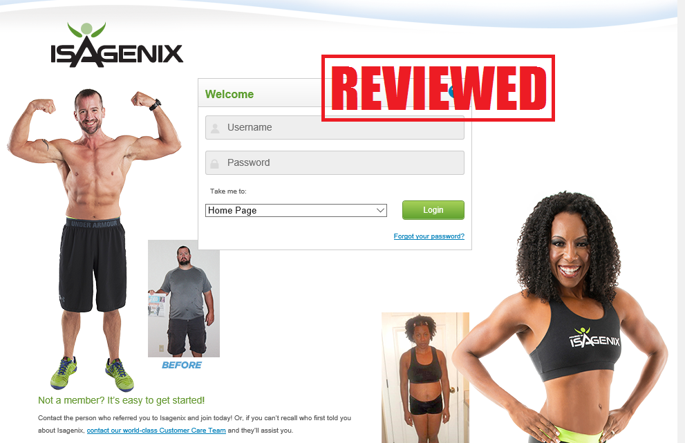 What is the Isagenix Scam