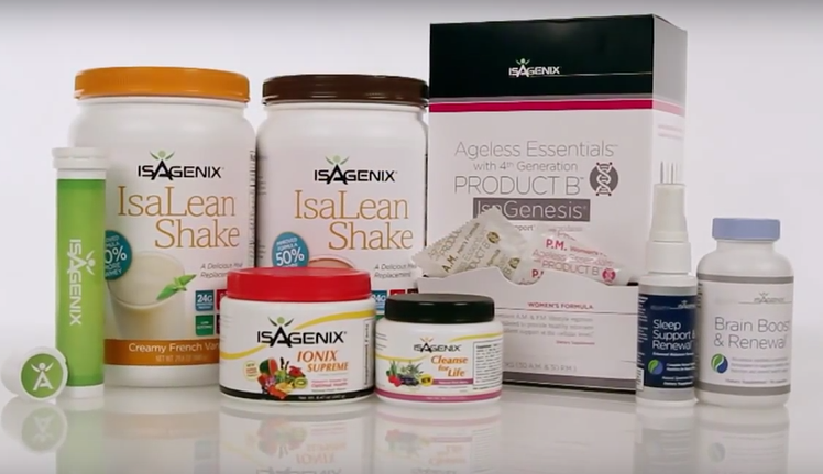 what is the isagenix
