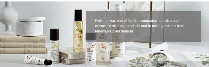 what is the oriflame