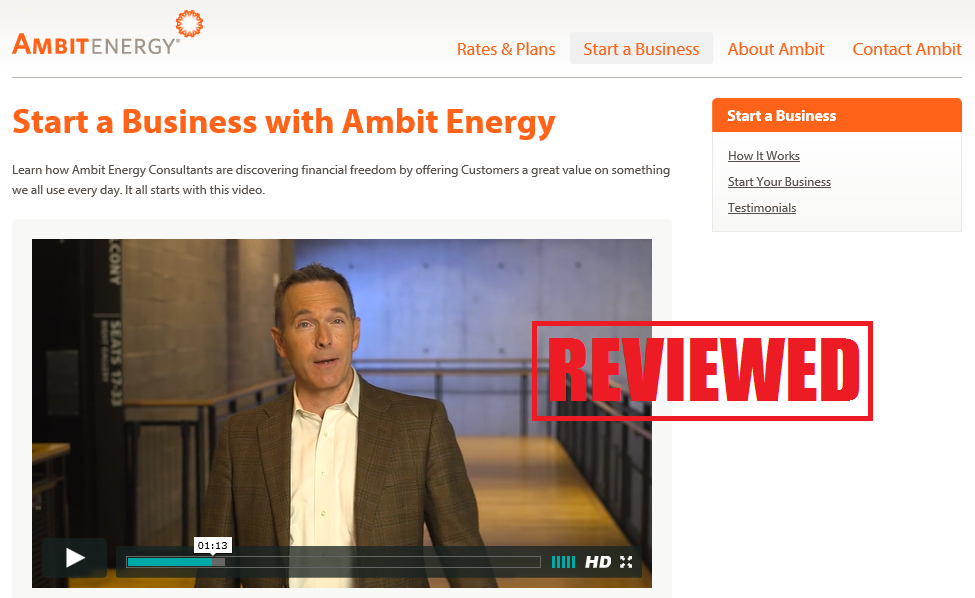 What is the Ambit Energy Scam