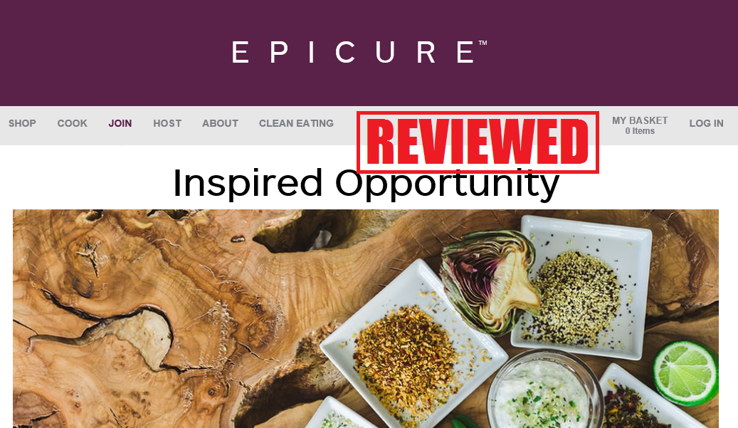 what is the epicure selections