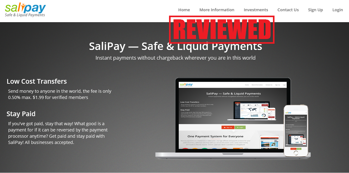 salipay review