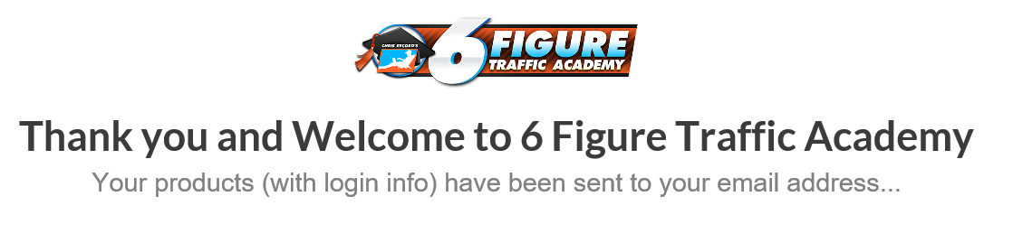 what is the 6-figure traffic academy