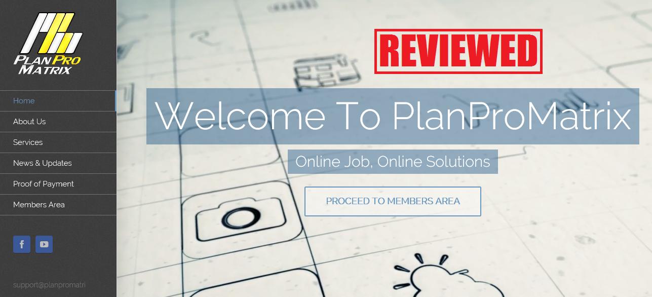 What is the Plan Pro Matrix