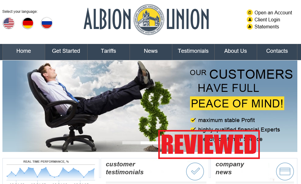 What is the Albion Union