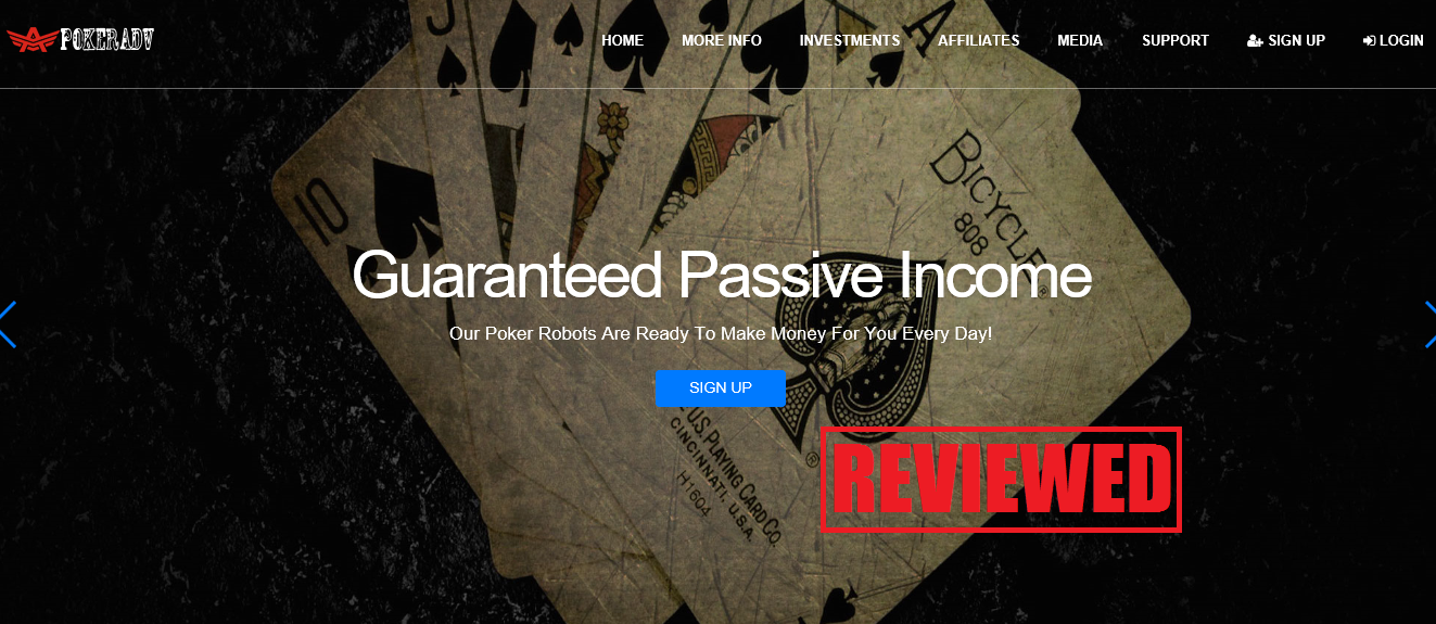What is the PokerAdv
