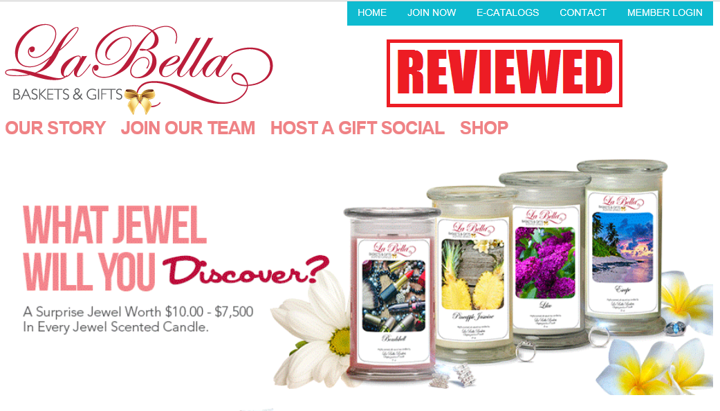 what is the la bella baskets