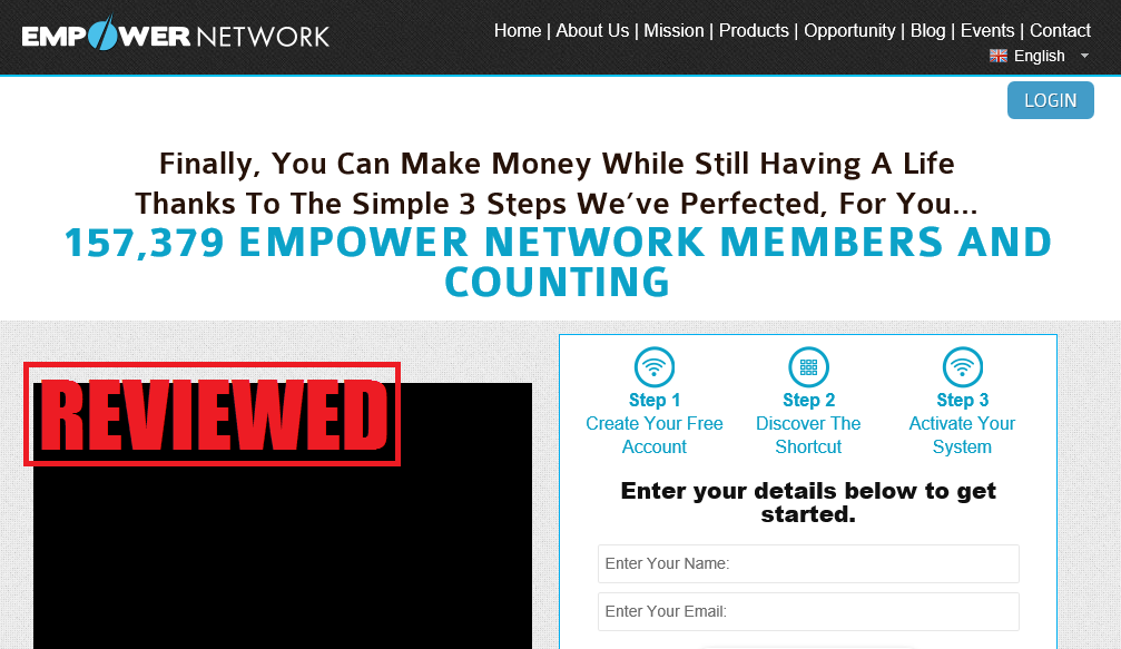 what is the empower network