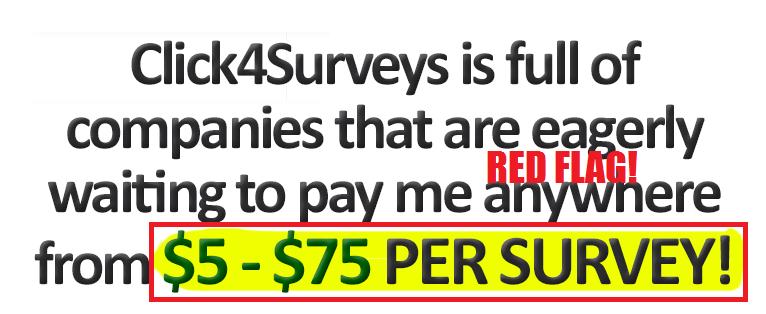 what is the click 4 surveys