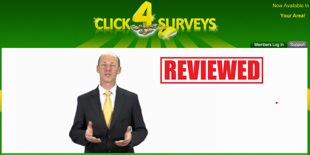 what is the click 4 surveys