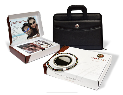 what is the organo gold scam