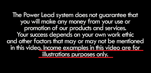 what is the power lead system