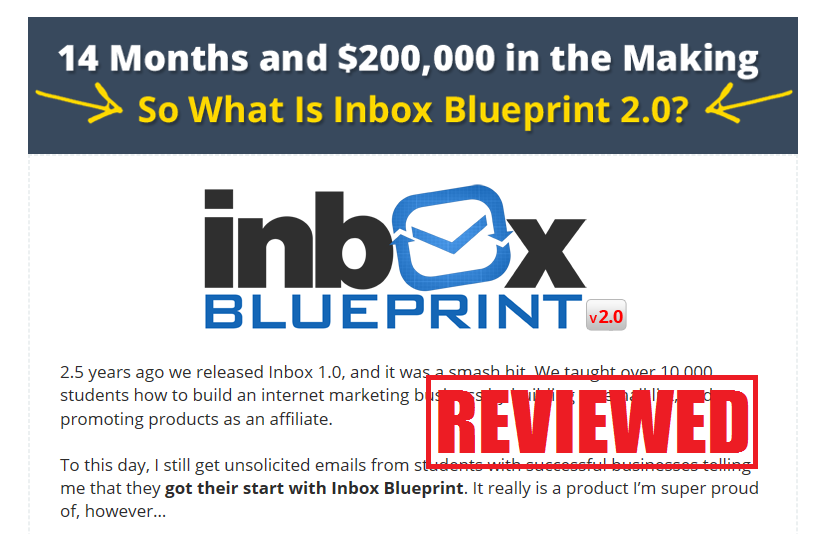 What is the Inbox Blueprint 2.0