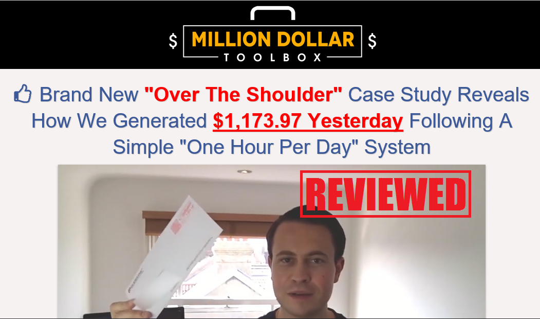 what is the million dollar toolbox