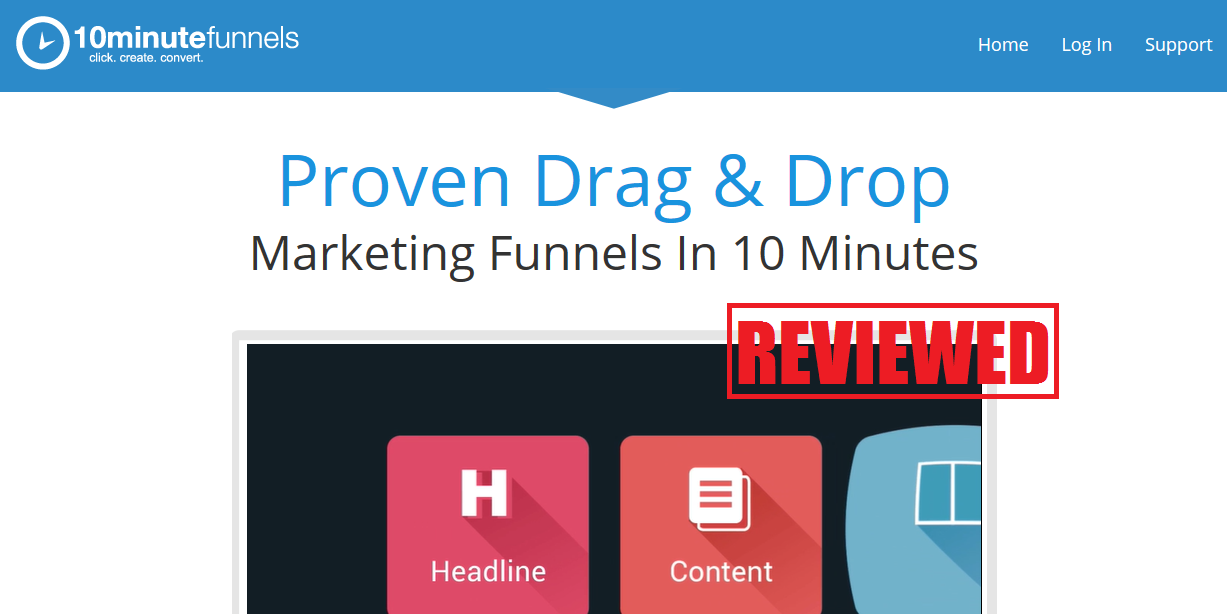 What is the 10 Minute Funnels