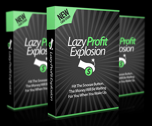 What is the Lazy Profit Explosion
