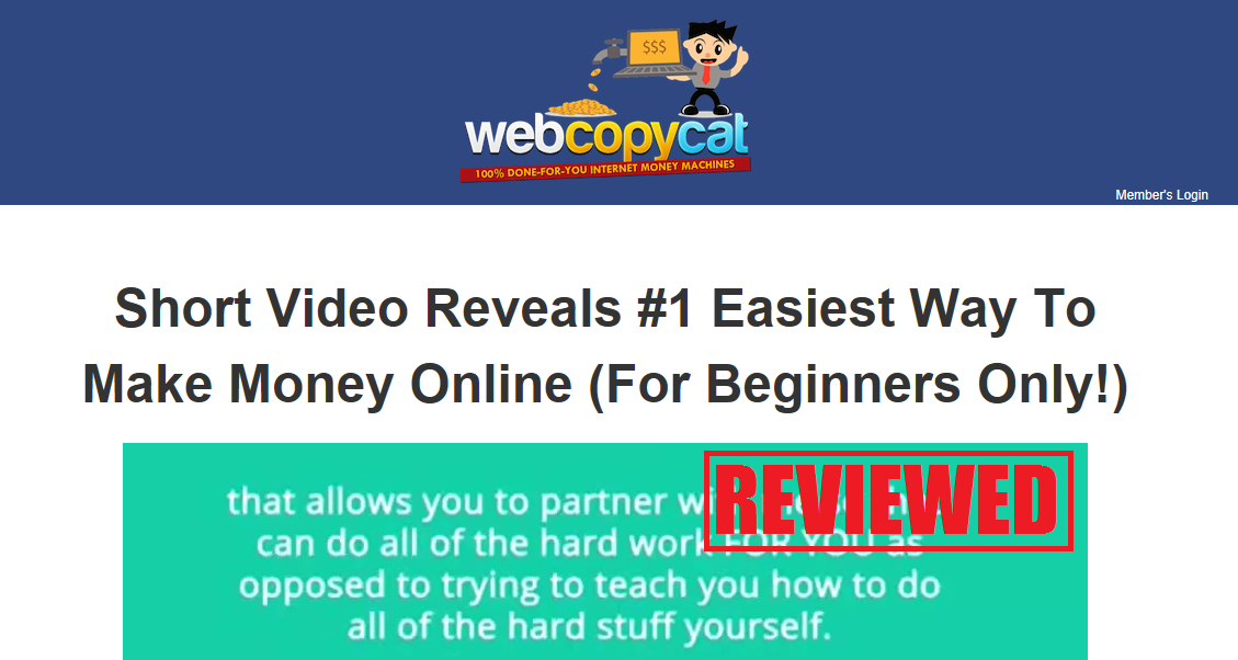 What is the WebCopyCat
