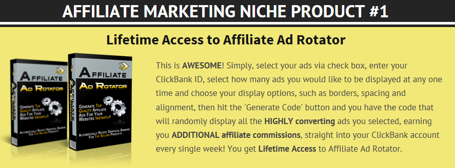 What is the Niche Marketing Kit