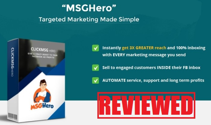 MSGHero Unlimited Review