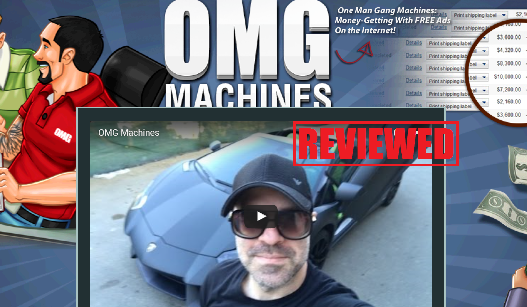 What is the OMG Machines