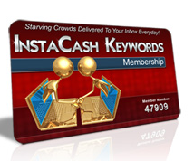 What is the InstaCash Keywords