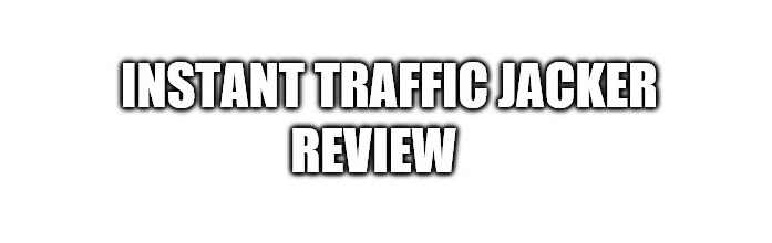 What is the Instant Traffic Jacker