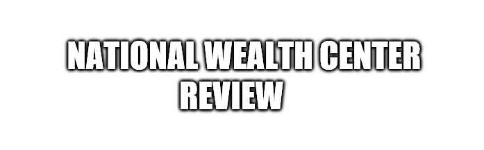 What is the National Wealth Center