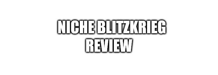 Niche Blitzkrieg Review
