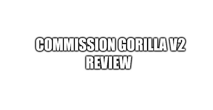 What is the Commission Gorilla V2