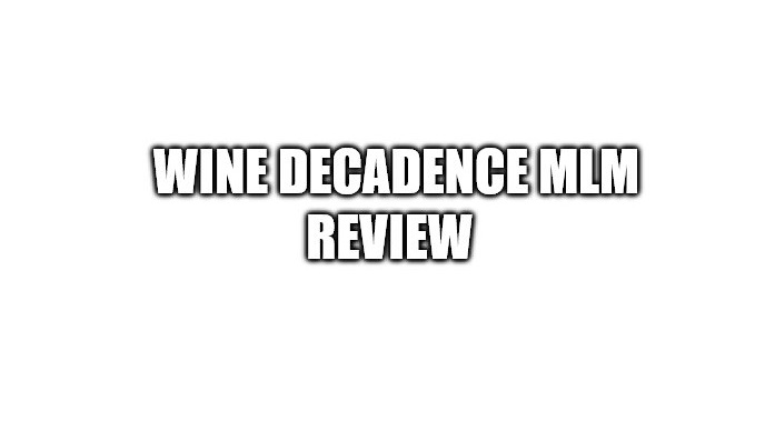 What is the Wine Decadence