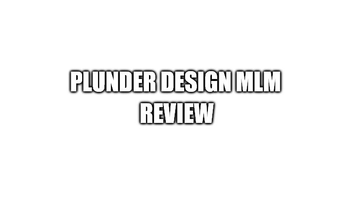 Plunder Design Review