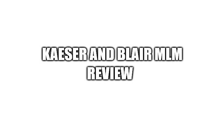 Kaeser and Blair Review