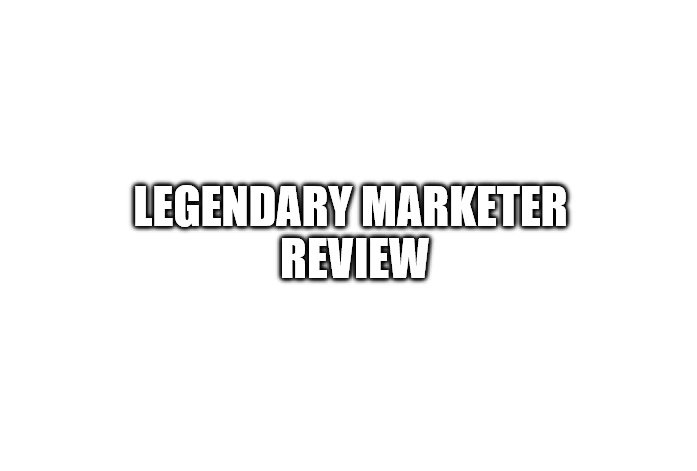 Legendary Marketer  Internet Marketing Program How Much