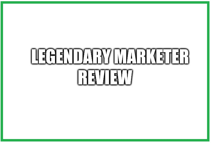 Is Legendary Marketer A Scam Or Legit