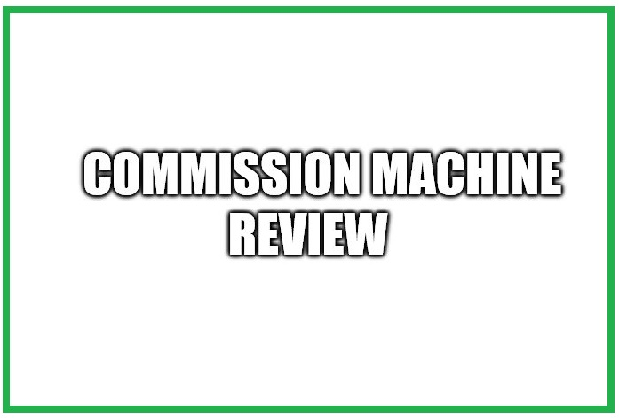 Is the Commission Machine A Scam