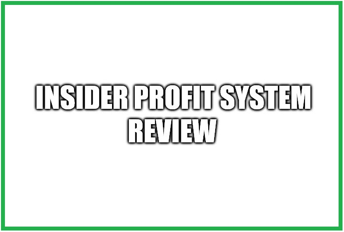 Is Insider Profit System A Scam