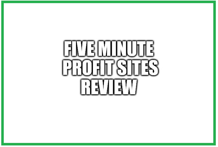 Is Five Minute Profit Sites A Scam