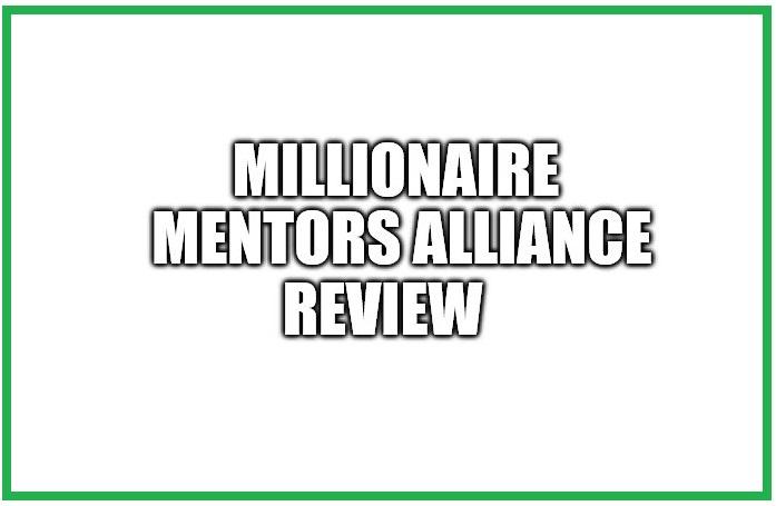Is Millionaire Mentors Alliance A Scam