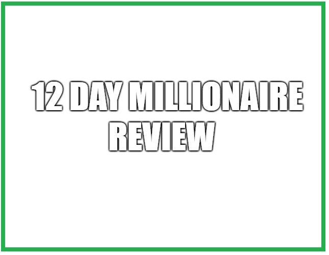 What is the 12 Day Millionaire