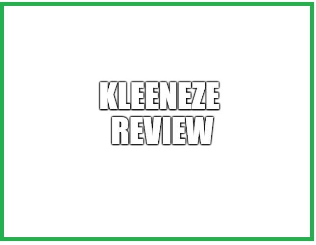 Kleeneze Review