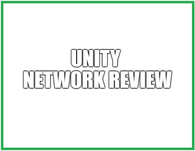 Is Unity Network A Scam